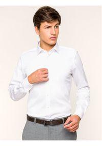 Biała koszula biznesowa Strellson