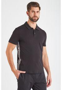 Koszulka polo Armani Exchange elegancka, polo