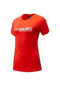 T-shirt New Balance elegancki