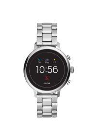 Fossil - Smartwatch FOSSIL Q Venture Srebrny. Rodzaj zegarka: smartwatch. Kolor: srebrny. Styl: casual
