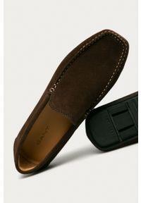 GANT - Gant - Mokasyny zamszowe Mc Bay. Kolor: brązowy. Materiał: zamsz #4