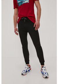 John Frank - Spodnie. Kolor: czarny