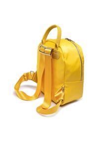 Żółty plecak U.S. Polo Assn