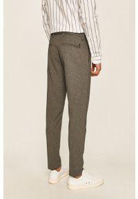 Clean Cut Copenhagen - Spodnie. Kolor: szary. Materiał: tkanina