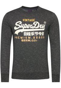 Niebieska bluza Superdry