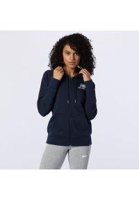 New Balance WJ03530ECL. Okazja: na co dzień. Materiał: bawełna, jersey, prążkowany. Długość rękawa: długi rękaw. Długość: długie. Styl: casual