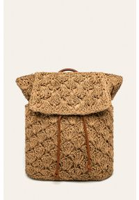Beżowy plecak ANSWEAR