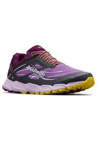 Szare buty do biegania columbia