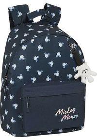 Niebieski plecak na laptopa DISNEY - MICKEY MOUSE z motywem z bajki