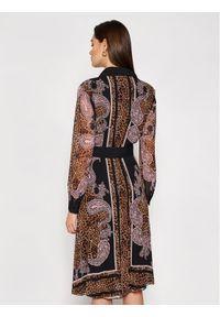 Sukienka Liu Jo koszulowa, w kolorowe wzory
