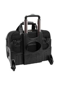 Czarna torba na laptopa MCKLEIN klasyczna #10
