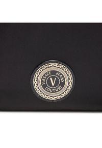 Versace Jeans Couture Torebka E1YWAB14 Czarny. Kolor: czarny