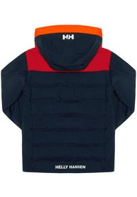 Niebieska kurtka sportowa Helly Hansen narciarska #6