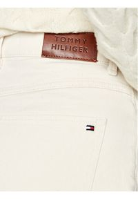 Beżowe jeansy TOMMY HILFIGER #5