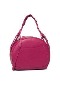 Różowa torebka klasyczna Creole klasyczna