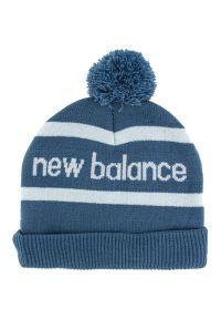 Czapka New Balance na zimę, elegancka