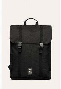 Czarny plecak Lefrik