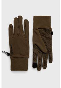 Dakine - Rękawiczki. Kolor: zielony. Materiał: dzianina, materiał