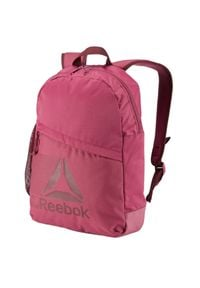 Plecak Reebok On-The-Go CZ9871. Materiał: dzianina, poliester