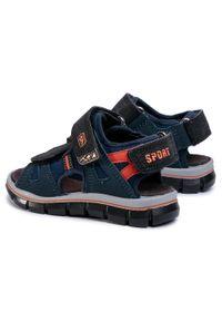 Niebieskie sandały Sergio Bardi Young