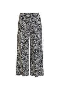 Deha - Spodnie DEHA EXPRESSION. Materiał: wiskoza. Wzór: nadruk, aplikacja