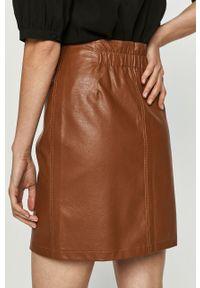 Brązowa spódnica Haily's na co dzień, casualowa