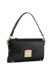 Czarna torebka klasyczna QUAZI klasyczna