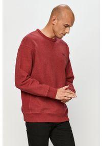 Levi's® - Levi's - Bluza bawełniana. Okazja: na spotkanie biznesowe, na co dzień. Kolor: czerwony. Materiał: bawełna. Styl: casual, biznesowy