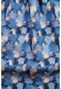 Marie Zélie - Sukienka Odette Lacrima. Materiał: bawełna, satyna, skóra, materiał