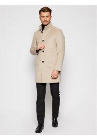 Beżowy płaszcz przejściowy JOOP! #6