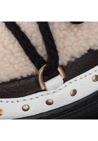 Inuikii Buty Sneaker Curly 70102-76 Beżowy. Kolor: beżowy