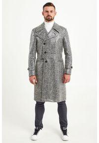Płaszcz Emporio Armani na zimę