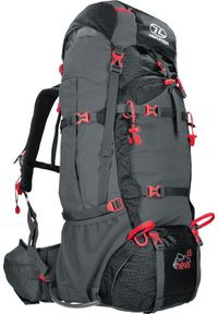 Czarny plecak Highlander