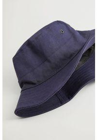 Niebieski kapelusz Mango Man