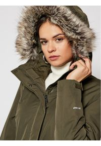 Zielona parka The North Face