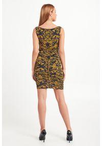 Sukienka Versace Jeans Couture elegancka
