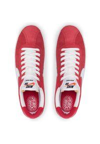 Nike Buty SB Bruin React CJ1661 600 Czerwony. Kolor: czerwony