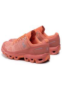 On - Buty ON - Cloudventure 2299617 Sandstone/Orange. Kolor: pomarańczowy. Materiał: materiał. Szerokość cholewki: normalna. Sport: fitness
