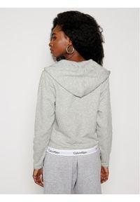 Calvin Klein Underwear Bluza QS5667E Szary Regular Fit. Kolor: szary