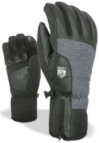 Level Rękawice narciarskie Sharp anthracite. Sport: narciarstwo