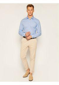 Niebieska koszula biznesowa Marc O'Polo polo
