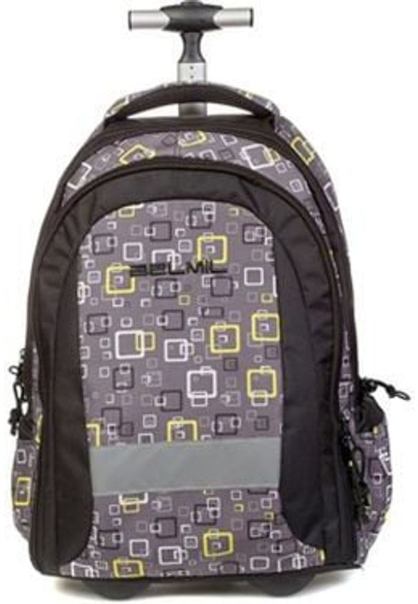 Żółty plecak BELMIL