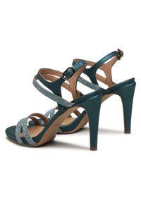 Niebieskie sandały Edeo