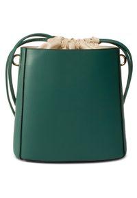 Zielona torebka worek Nobo klasyczna