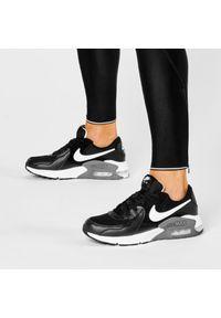 Czarne półbuty Nike casualowe, z cholewką