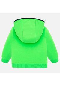 Zielona bluza Mayoral