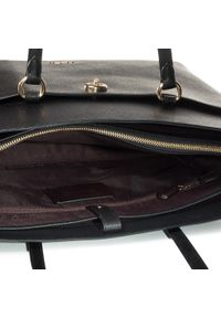 Czarna torebka klasyczna Coach klasyczna