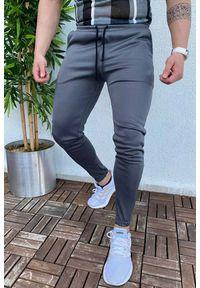 Szare jeansy IVET na co dzień, sportowe