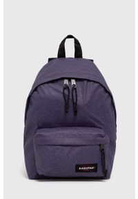 Eastpak - Plecak. Kolor: fioletowy. Materiał: włókno, materiał