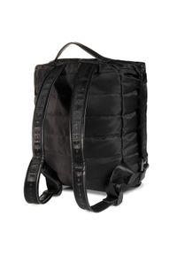 Refresh - Plecak REFRESH - 83342 Black. Kolor: czarny. Materiał: materiał #2